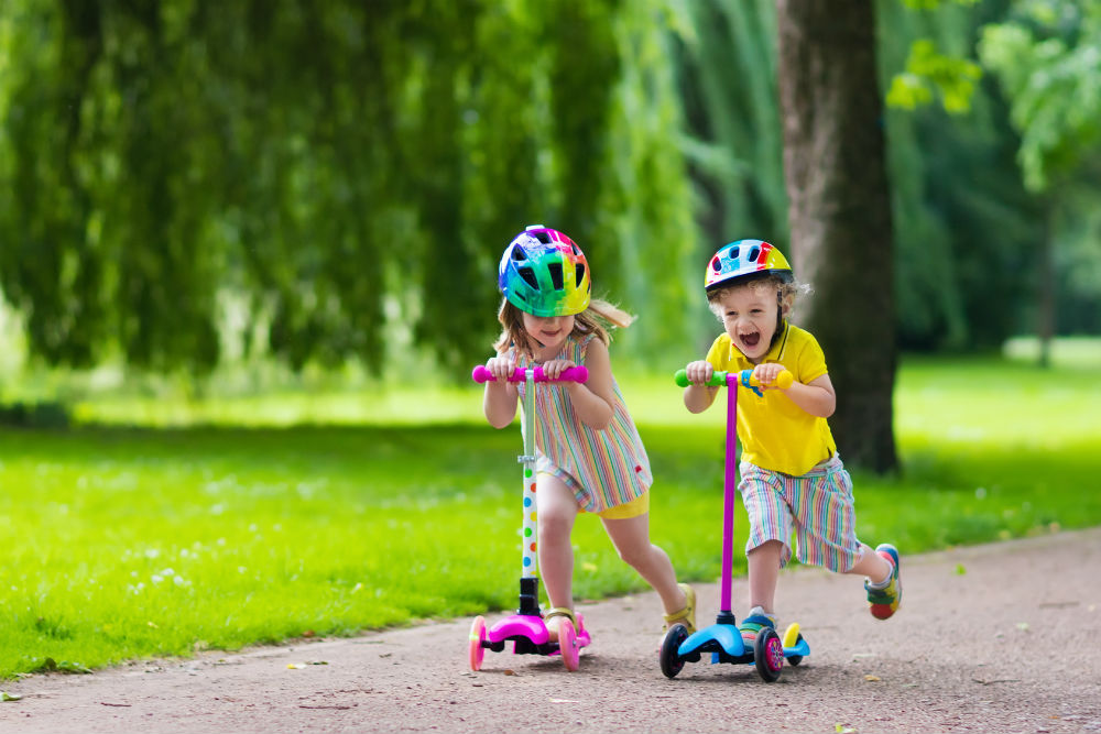 Top 5 Scooters for Kids