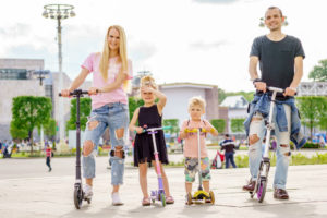 Types of Kick Scooter for Kids